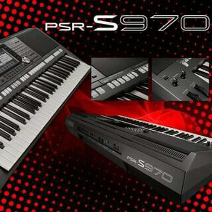 PROMO keyboard Yamaha psr S-970(garansi Yamaha 1thn)