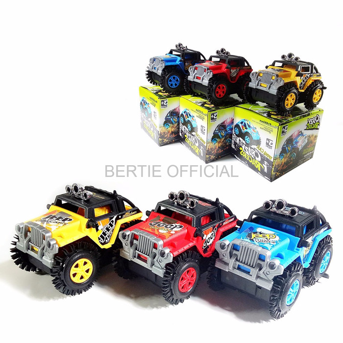 Jual Mainan Import Asli Logu Mainan Mobil Mobilan Anak Mainan Mobil Jeep A Jakarta Barat Bertie Official Tokopedia