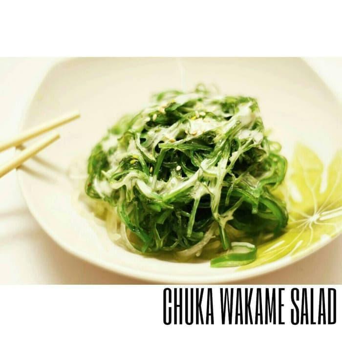 Jual Chuka Wakame Rumput Laut 500gr Makanan Jepang Kab