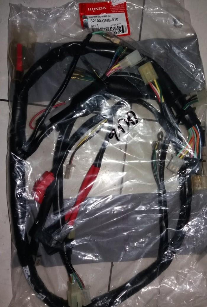 Wire Diagram  Kabel Body Legenda