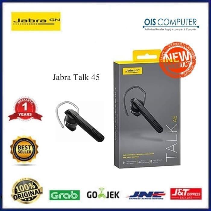 c055c7ff48d Jual Murah Jabra Talk 45 Bluetooth Headset For High Definition Hands ...