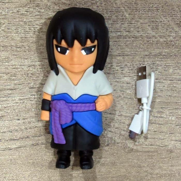 Jual PROMO Power Bank Anime Kartun Naruto Shippuden Sasuke 8800 maH Murah -  Kota Depok - rayhopeshop | Tokopedia