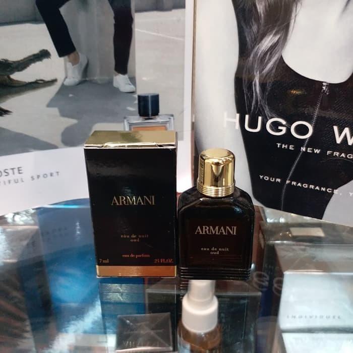 Jual Depok De Oud Edp Original Armani Eau Giorgio ParfumasliTokopedia Parfum Nuit 7mlminiaturKota Men rhCsQtd