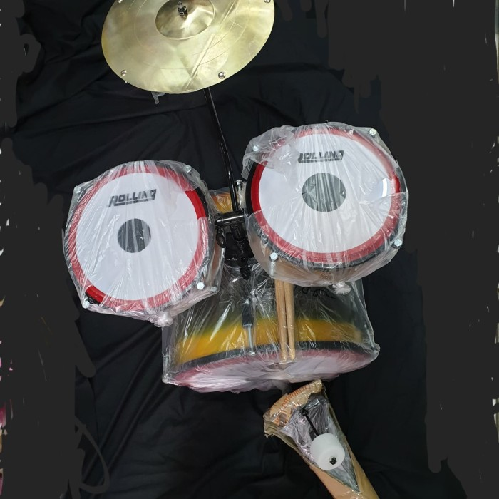 harga Drum anak - drum set anak - drum mini Tokopedia.com