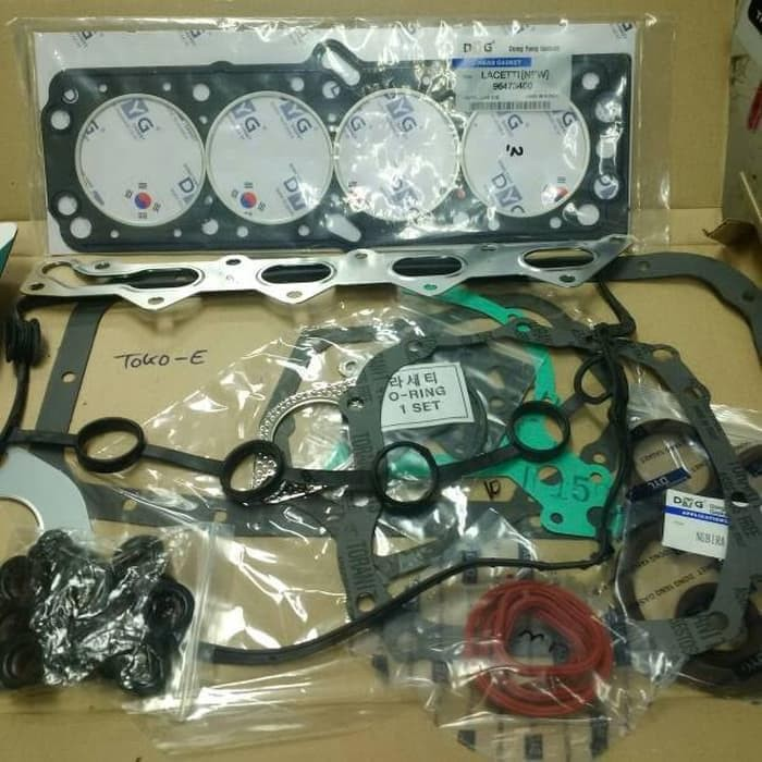 Jual Sparepart Paking Set Chevrolet Kalos Lova Estate Fil Shop
