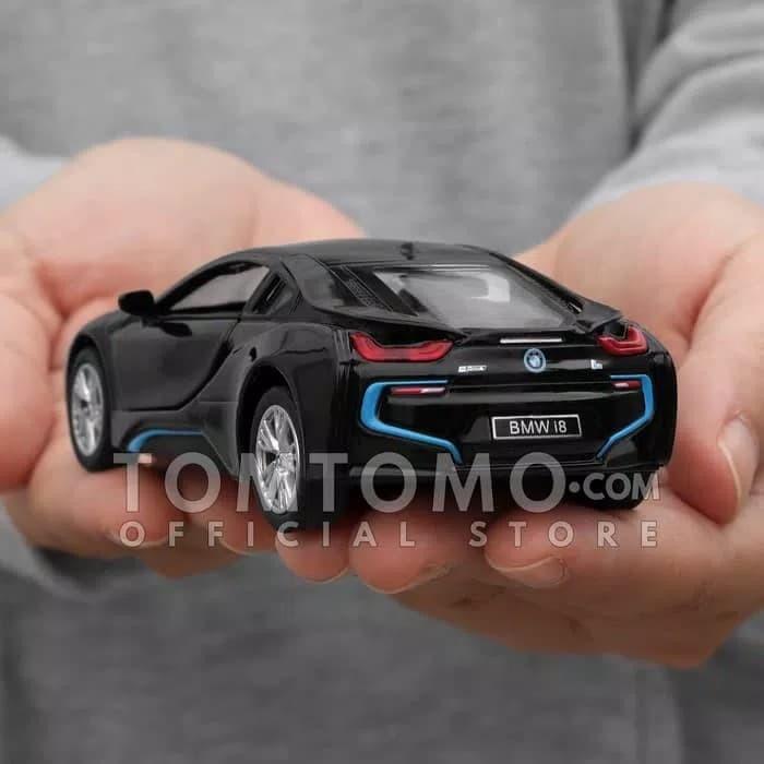 Jual Bmw I8 Mobil Mobilan Sport Sedan Diecast Mainan Anak Cowok Laki