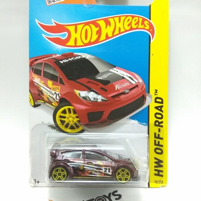 Hotwheels  Ford Fiesta
