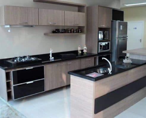 Jual Kitchen Set Furniture Interior Rak Dapur Elegan N Mewah Hpl Multiplek Kab Magetan Nia Iiw Toys Tokopedia