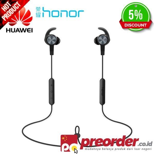 dbb029f1f1a Jual Asli Huawei Honor xSport BT4.1 AM61 IPX5 Tahan Air Bluetooth ...