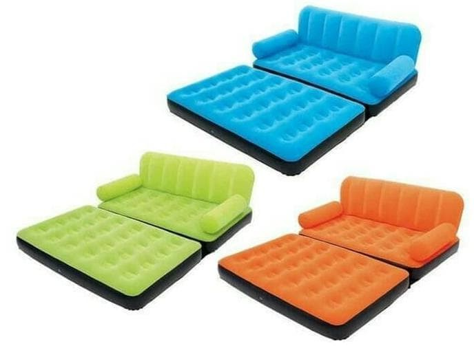 Bestway Inflatable 2 In 1 Single Sofa Bed Hijau Kasur Ranjang Sofa Source · Beli Sofa Angin Double Air Sofa Bed Double Sofa Kursi Angin
