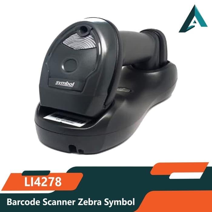 Jual Barcode Scanner Zebra Symbol Scanner LI4278 - Kota Surabaya - pusat  barcode | Tokopedia