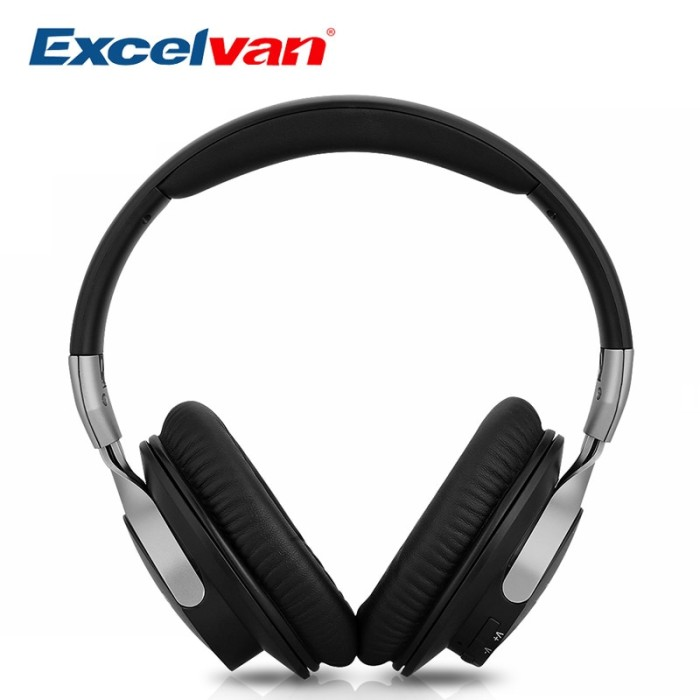 173985aac5a Jual Promo Excelvan Zinsoko Nirkabel Bluetooth Headphone Kebisingan ...