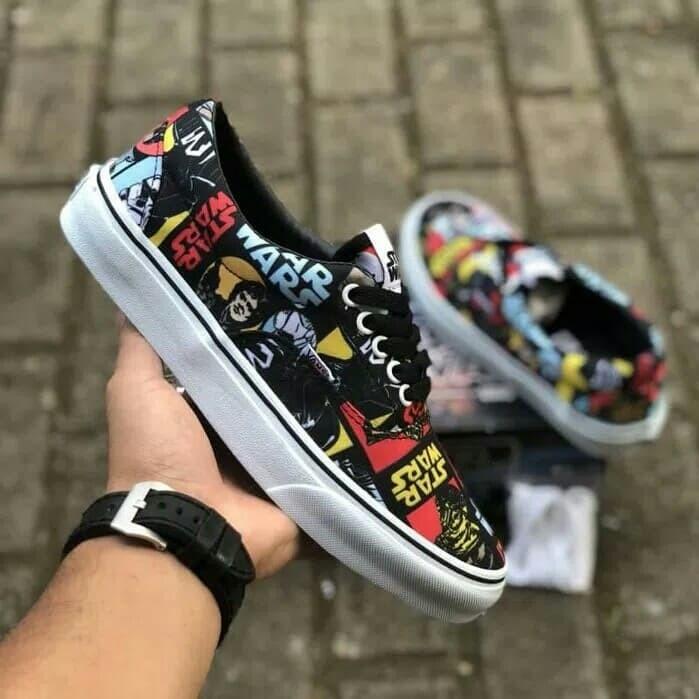 4593d22dff Jual Sepatu Star Wars x Vans Era
