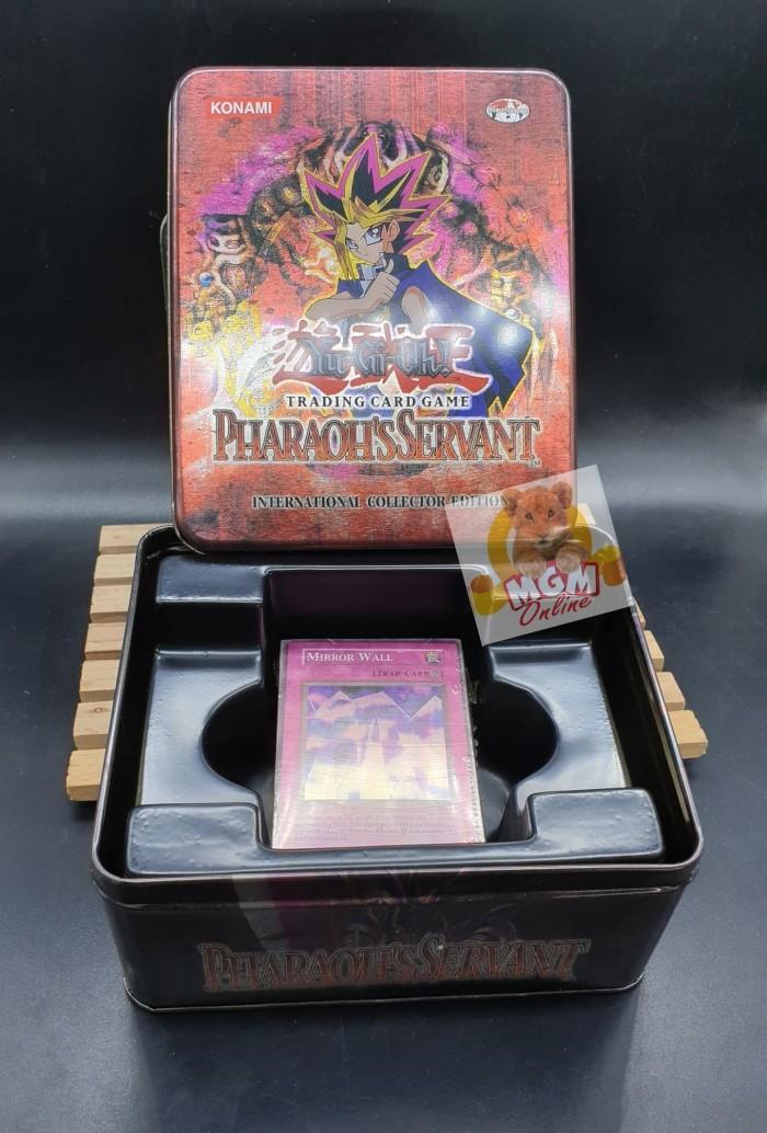 Jual Kartu YuGiOh International Collector edition / YU-GI