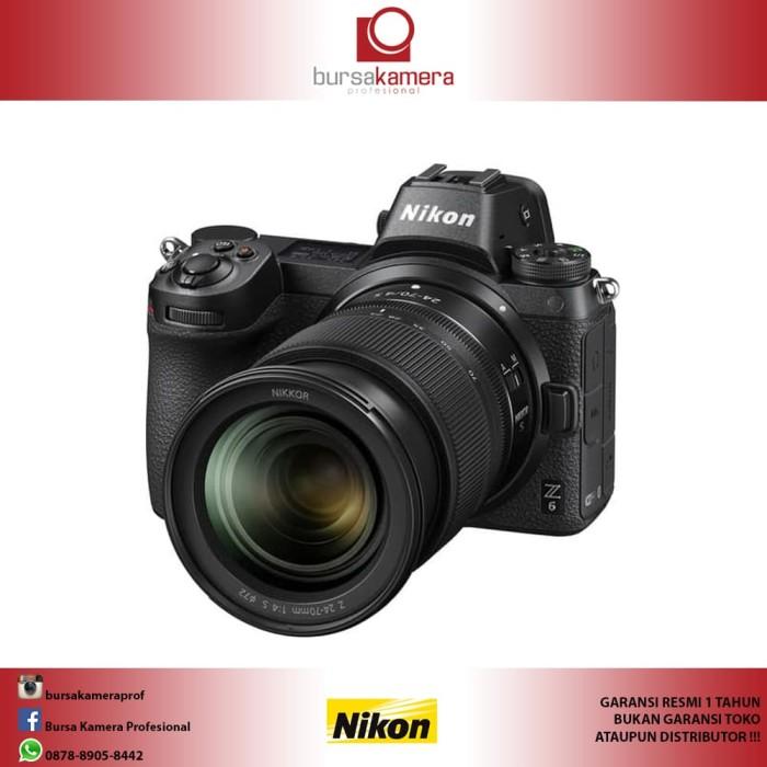 harga Nikon z6 mirrorless digital camera with 24-70mm Tokopedia.com