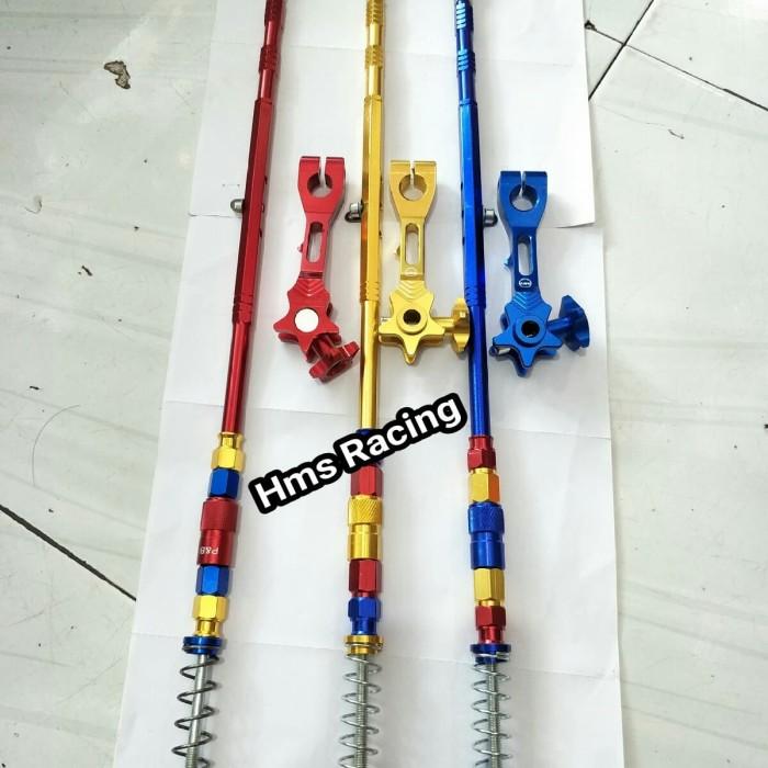 harga Tiang - paha rem variasi untuk tromol belakang semua motor bebek-ninja Tokopedia.com
