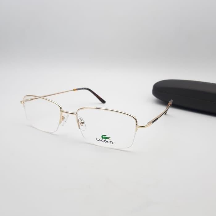 a66f0a66e8 Kacamata frame baca rayban ray ban RB6363 new fullset original Source ·  Kacamata lacoste 2382 half frame size 54 18 140 paket lensa radiasi