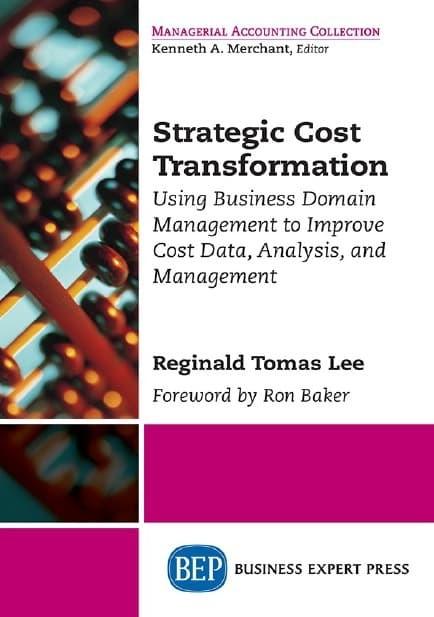Strategic Cost Management Ebook