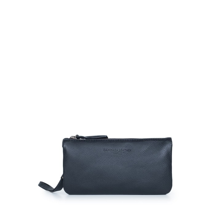 Jual Gammara Leather Pouch - Parara Double (Black) - Gammara Leather ... e697f187b2