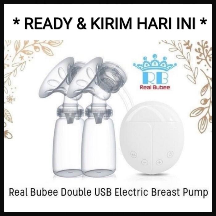 Pompa ASI Real Bubee Original   Breastpump   Breast Pump
