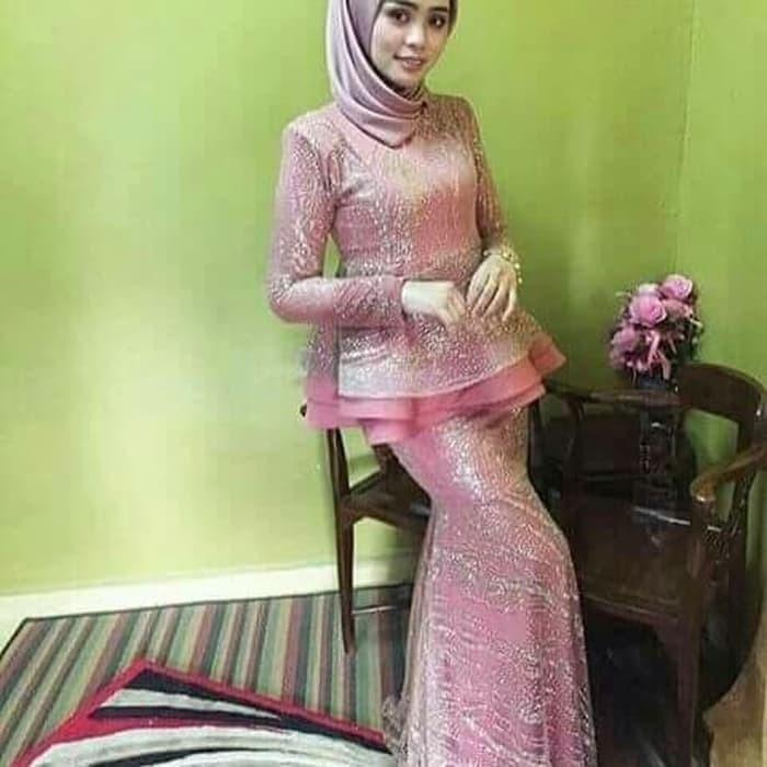 Jual Jahit Butik Kebaya Brokat Gaun Pesta Muslimah Modern Jakarta Selatan Boutique Hestys Tokopedia