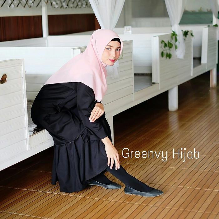 Jual Celana Legging Legging Wudhu Premium Greenvy Hijab Jakarta Barat Rizal Barokahh Tokopedia