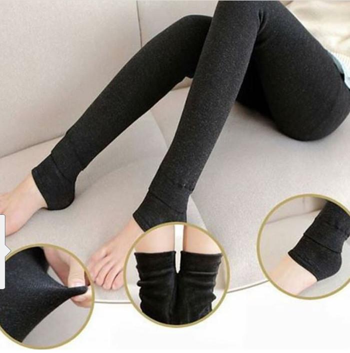 Jual Celana Legging Legging Thermal Winter Import Jakarta Barat Rizal Barokahh Tokopedia