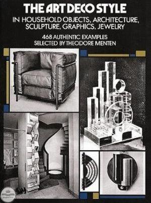 Jual The Art Deco Style In Household Objects Architecture Sculpture Grap Kota Bekasi Kerajaan Buku Tokopedia
