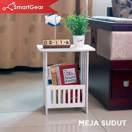 Jual Meja Rumah Sudut Kantor Coffee Table Meja Santai Meja Majalah Dki Jakarta Smartgear Tokopedia
