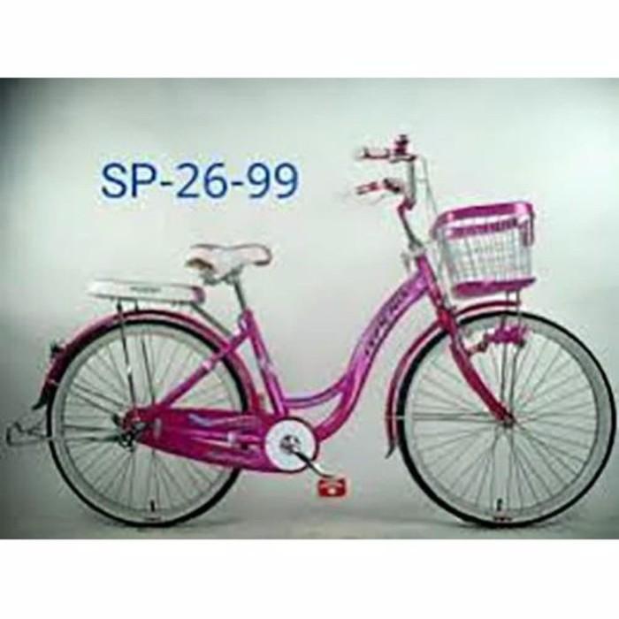 Jual New Sepeda Mini 26 Phoenix Keranjang Depan Sepeda Keranjang Sepeda Wa Jakarta Barat Privatitoko Tokopedia