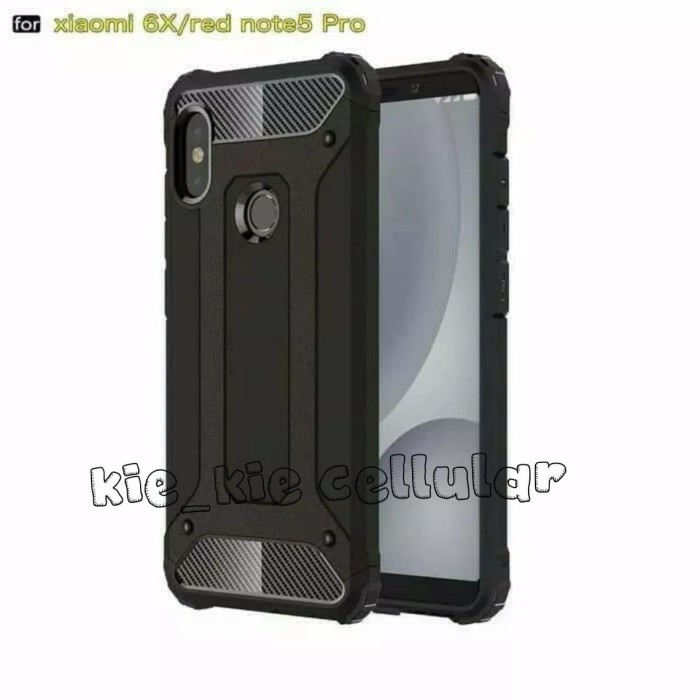quality design 9ea2a a2c76 Jual Robot For Xiaomi Redmi Note 5 Pro Spigen Iron Case Casing Cover Hp - -  Kab. Bekasi - kie_kie cell | Tokopedia