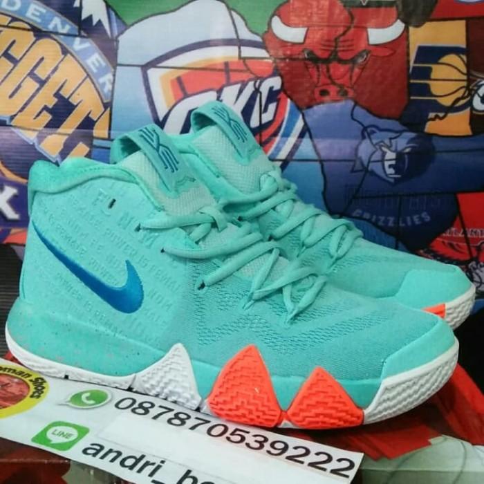 quality design e54a4 66990 Jual Sepatu Basket Nike Kyrie 4 Power is Female - Kota Bogor - Customizer  Printing   Tokopedia