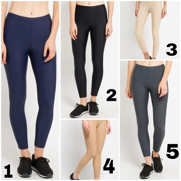 Jual Celana Legging Basic Wanita Opelon Original Tersedia Berbagai Warna Kota Tangerang Selatan Qq Footwear Store Tokopedia