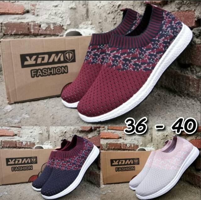 Jual Termurah Sepatu Selop Wanita Sepatu Fila Selop Terpercaya