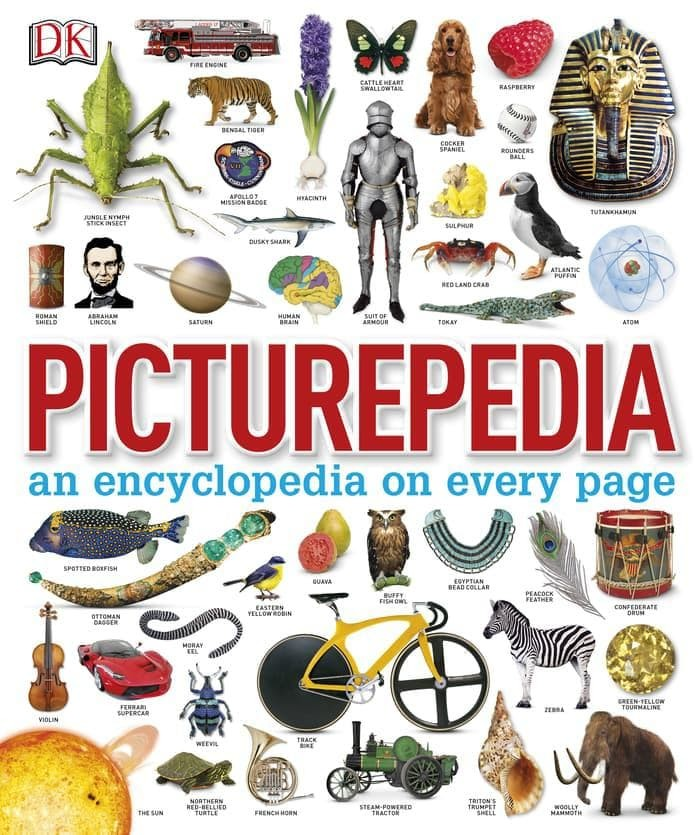 Picturepedia: An Encyclopedia on Every Page (DK Publishing) [eBook]