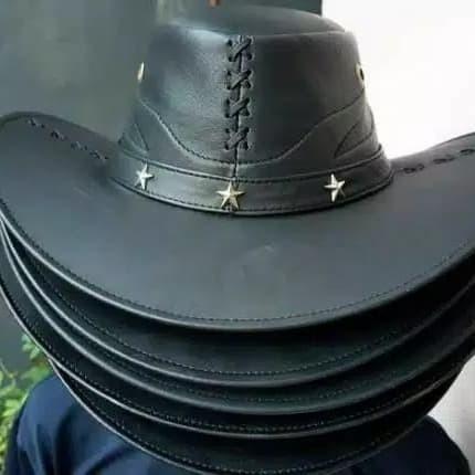 Jual Topi Cowboy Koboy Koboi Amerika Laken TALI Remaja Dewasa Topi ... 6e5f4398ed