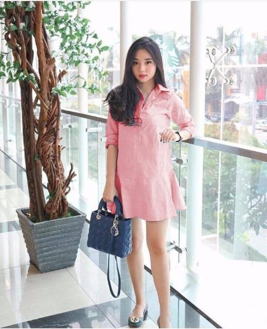 e1bc9ae4c0c Jual AFI - DM - Dress Tunic Diora (LD92