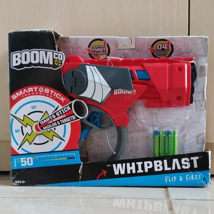 harga Mainan tembak boomco whipblast flip & fire Tokopedia.com