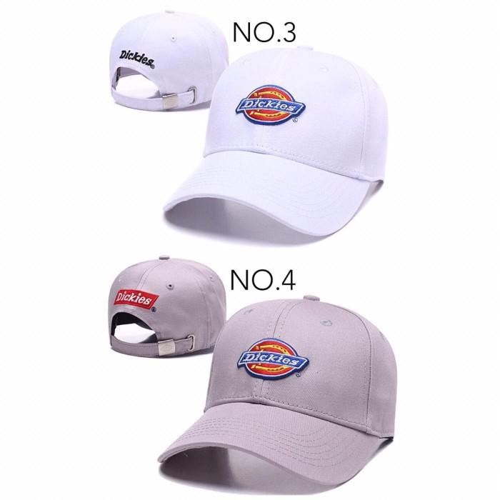 Harga Terbaru Topi Fashion Pria Wanita   Jual Topi Dickies Murah ... 398c49bab2