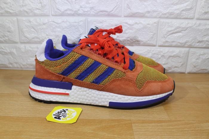 huge sale fa01c 6e3a7 Jual Sepatu Adidas Dragon Ball Z Goku ZX 500 RM - DKI Jakarta - Alisyashoes    Tokopedia