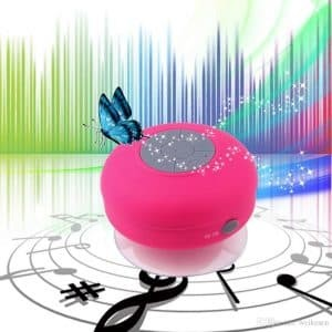 Speaker Bluetooth BTS-06 Anti Air - Hijau muda
