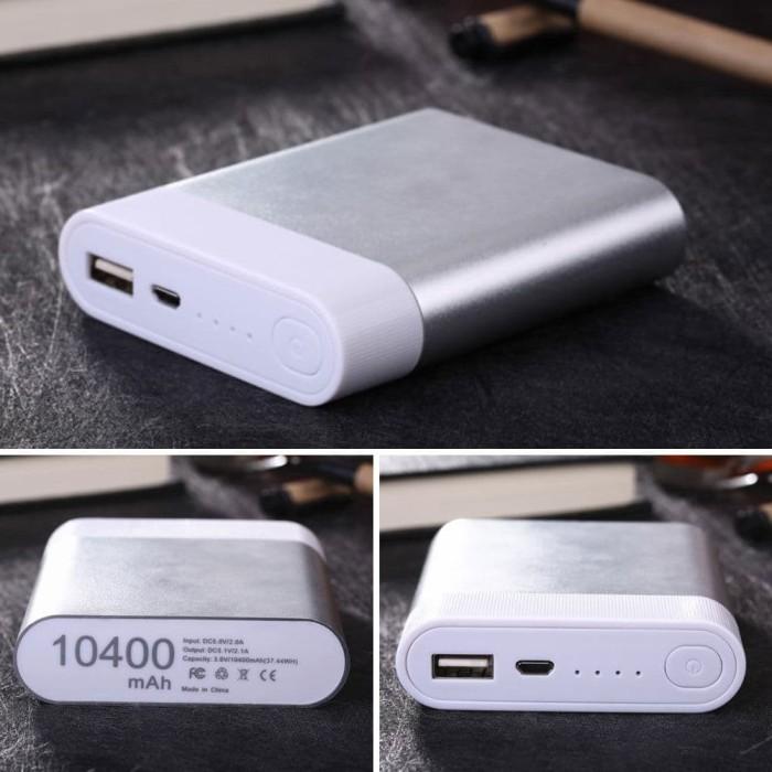 harga Case Powerbank 10400mah Batre 4x18650 - Ini Blanja.com
