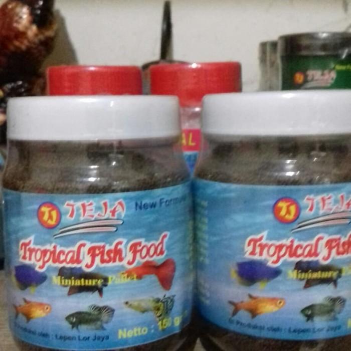 Jual Tropicall Makanan Ikan Cupang Guppy Tertra Neon Dan Ikan