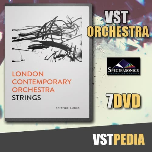 Jual VST Strings - Spitfire Audio London Contemporary Orchestra Strings -  Kab  Situbondo - Radja wordpress | Tokopedia