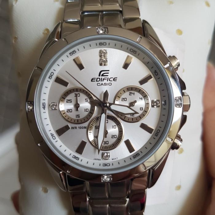 Jual EDIFICE EF-544D-7AVDF Casio Original - Good Times Watch  1cdc7fb844