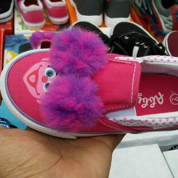 Jual Hot sale slip on sepatu anak sesame street original - Kota Pekanbaru -  meong shoes online | Tokopedia