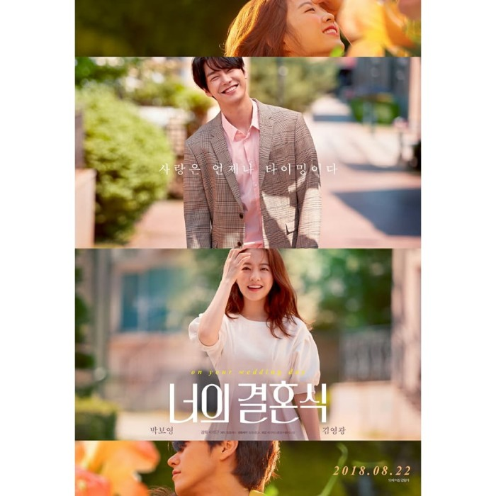Jual Dvd Drama Korea On Your Wedding Day Korean Movie Film Kaset Roman Roma Jakarta Barat Everlastingshop Tokopedia