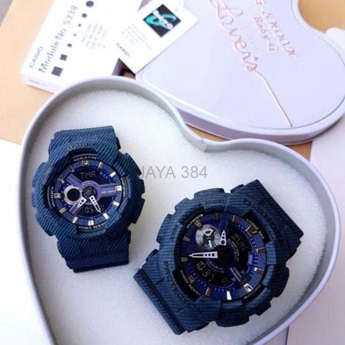 b895f32ee7fb9 Jual SALE Jam Tangan Couple Casio G Shock Baby G GA 110 BGA 110 DC ...