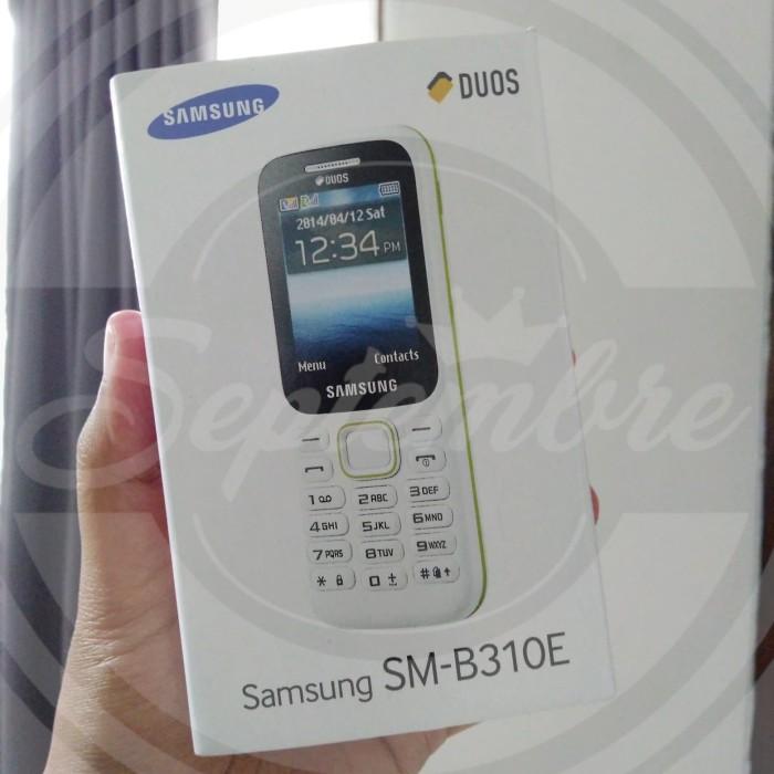 ... Arsip Samsung piton SM B310E biru dongker Semarang Kota Handphone Source Samsung Guru Music Dual SIM