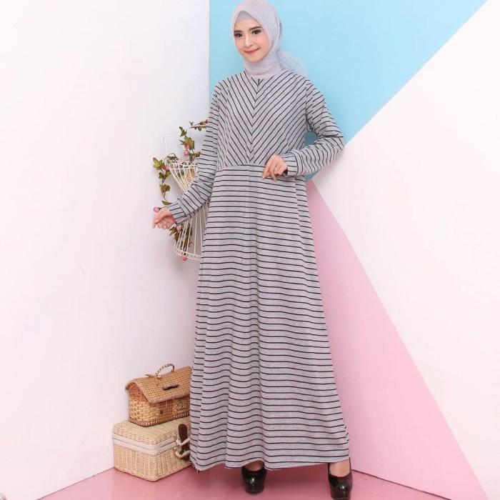 Harga Baju Gamis Anak Bahan Kaos Murah Mutif Lm 122 Harga Rp 342 000